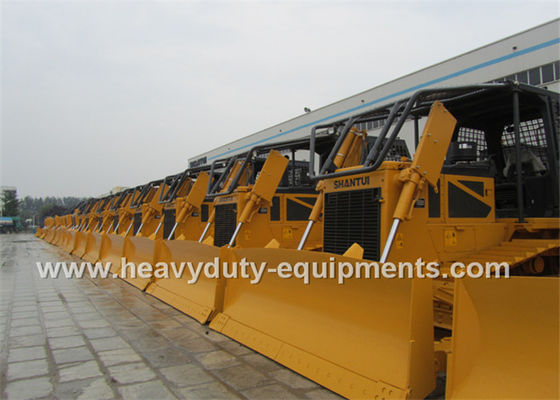 چین Low Ground Pressure Full Hydraulic Bulldozer SD16YS For Wetland Conditions تامین کننده